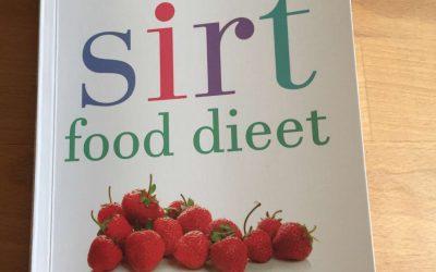Het SIRT FOOD Dieet Receptenboek